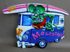 Rat Fink Surf Van Sign