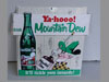 YAHOO Mountain Dew Diecut Sign with Hillbilly